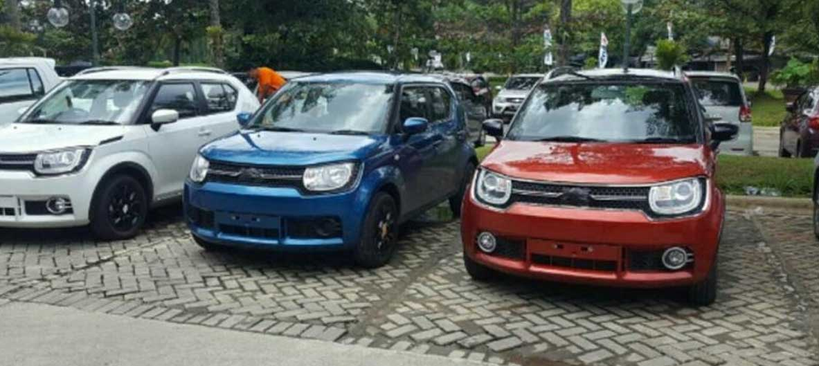 Suzuki Ignis Carmudi