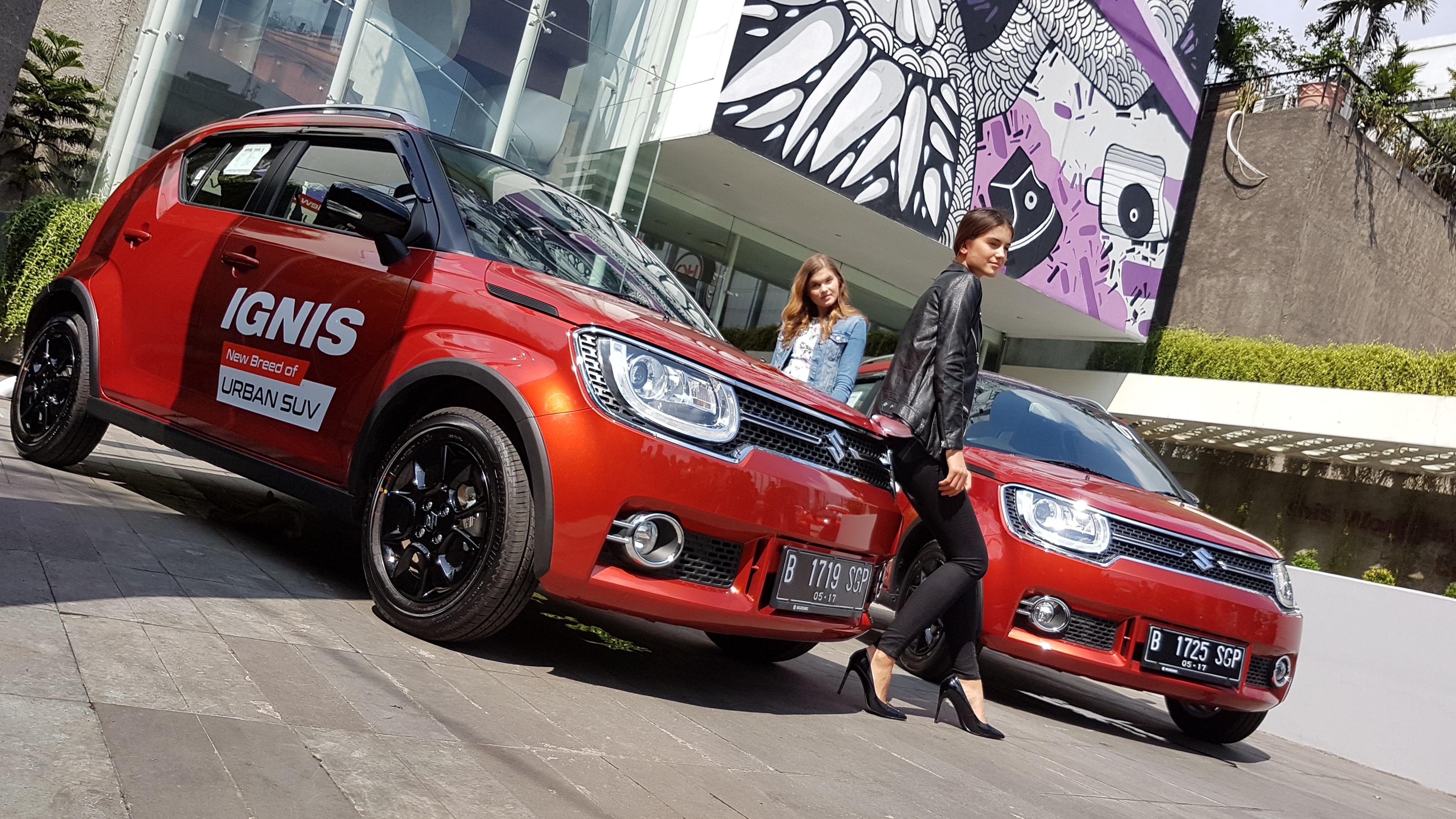 Test Drive Suzuki Ignis Anti Mainstream Layak Diperhitungkan