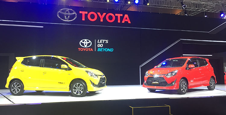 Booth Toyota
