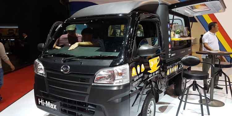 Rombak Daihatsu Hi-Max Jadi Model Mobil Toko Mulai Rp20 Juta