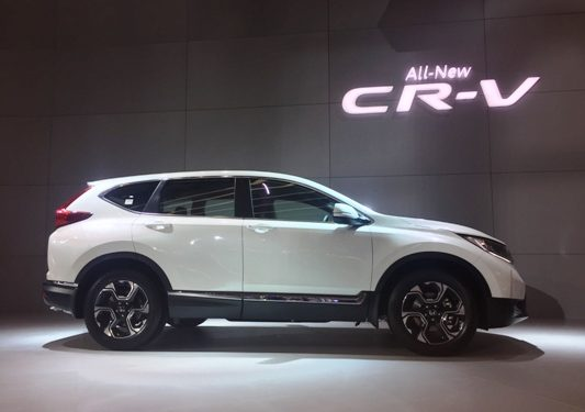 Honda CR-V 1.5L Turbo