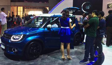 Penjualan Suzuki IIMS 2017