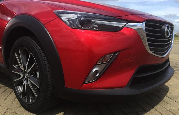 Harga Mazda CX-3