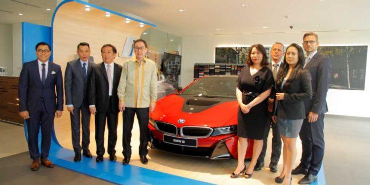 BMW Serpong