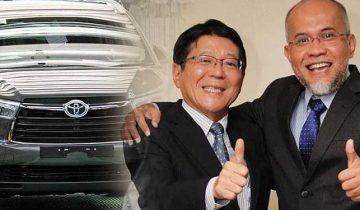 Toyota Indonesia.