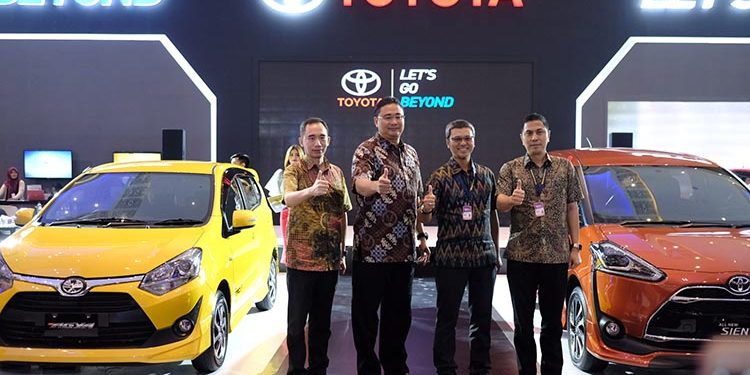 Toyota GIIAS Makassar