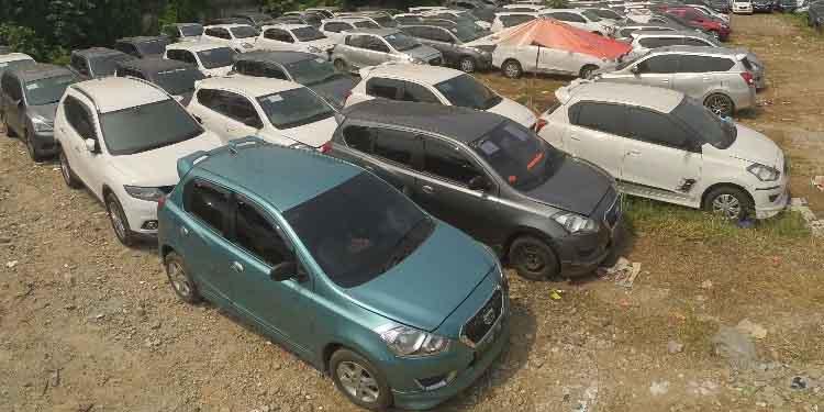 mobil bekas nissan dijual lebih murah 20 dari harga pasaran di naf
