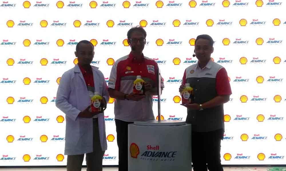 Shell Lubricants Keluarkan Varian Terbaru Oli Khusus Skutik