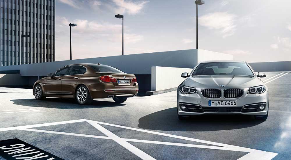 BMW Seri 5 rakitan lokal