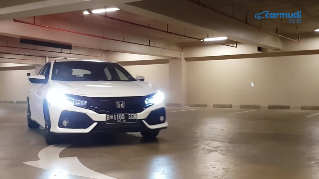 Honda Civic Turbo Hacthback