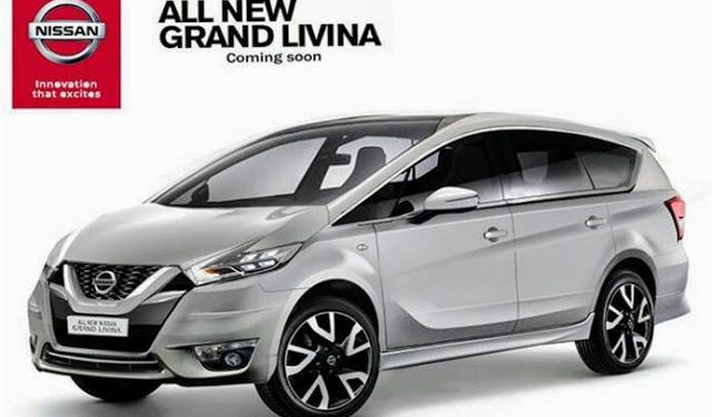 2018 Nissan Grand Livina New Car Release Date And Review