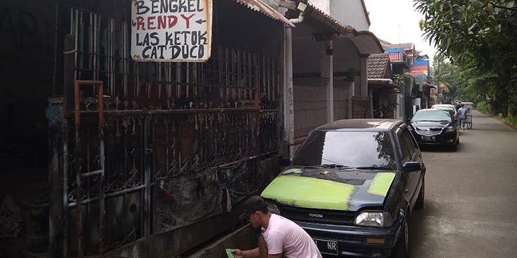 Bengkel Cat