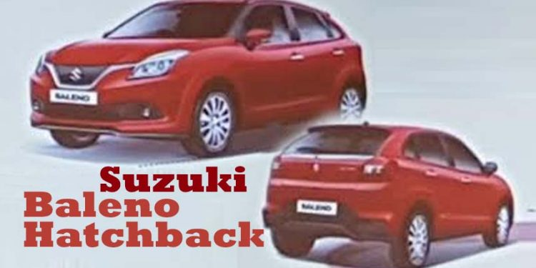 Suzuki Baleno Hatcback