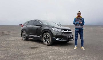 Test CR-V Turbo