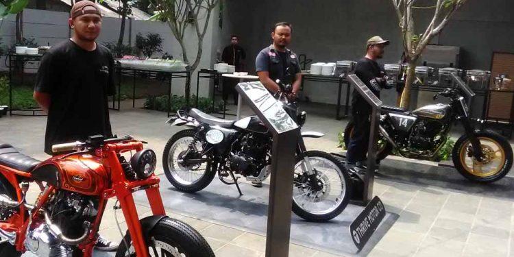 sepeda motor kustom CCW yang digarap builder lokal (dok.carmudi indonesia)