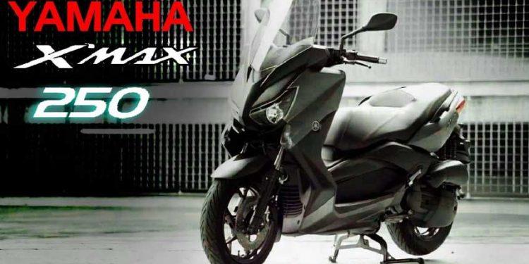 Yamaha Xmax Motor Ekspor