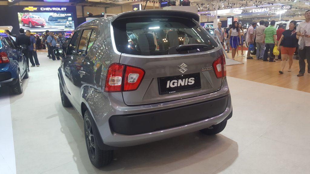 Suzuki Ignis GL Carmudi