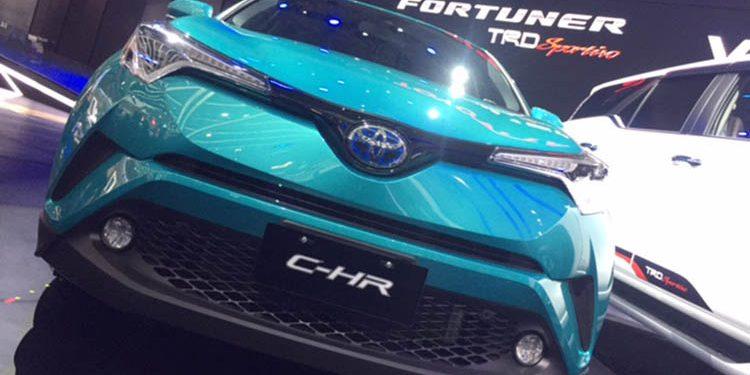 C-HR Hybrid