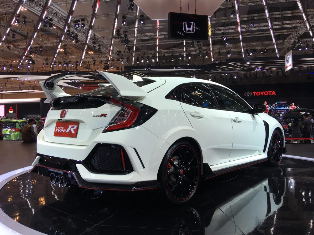 Civic Type R Carmudi