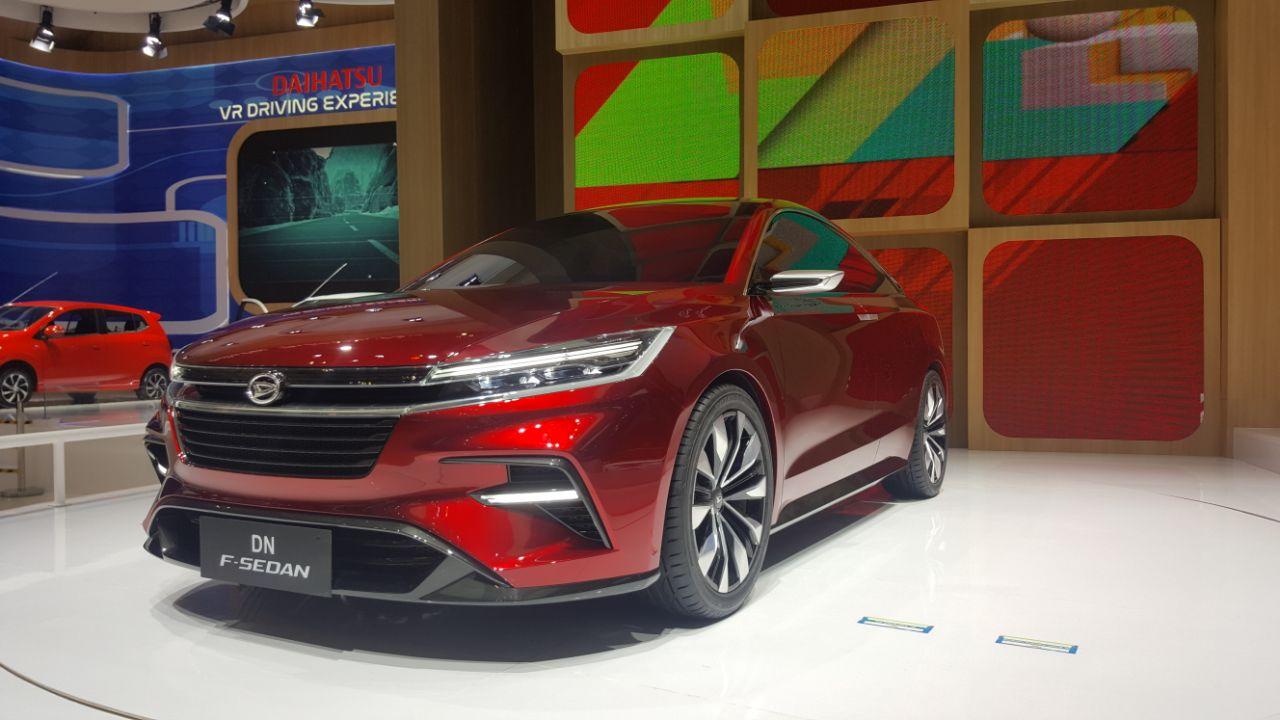 Daihatsu Sedan Concept