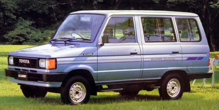 Toyota Kijang