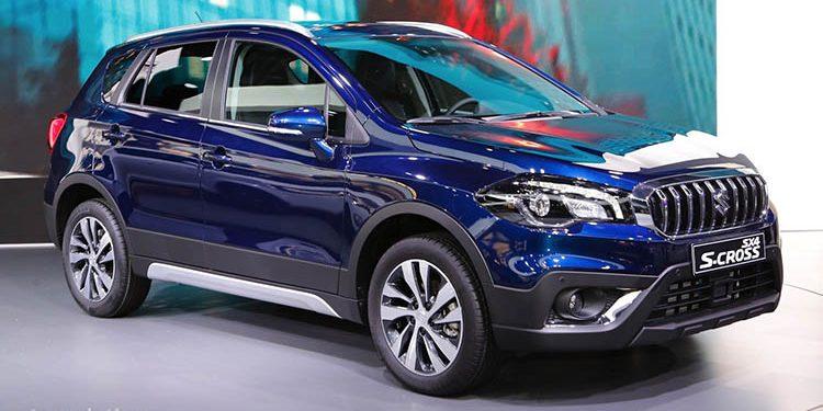 Suzuki S-Cross facelift