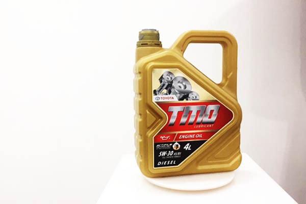 Oli Tmo 5w 30 Full Synthetic Formula Untuk Diesel