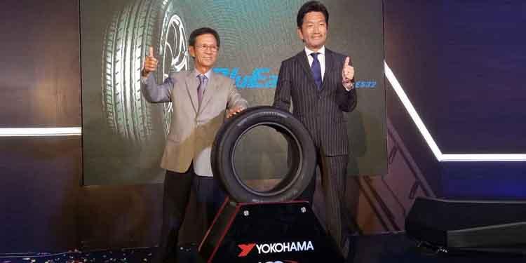 Yokohama resmi meluncurkan BluEarth-ES ES32