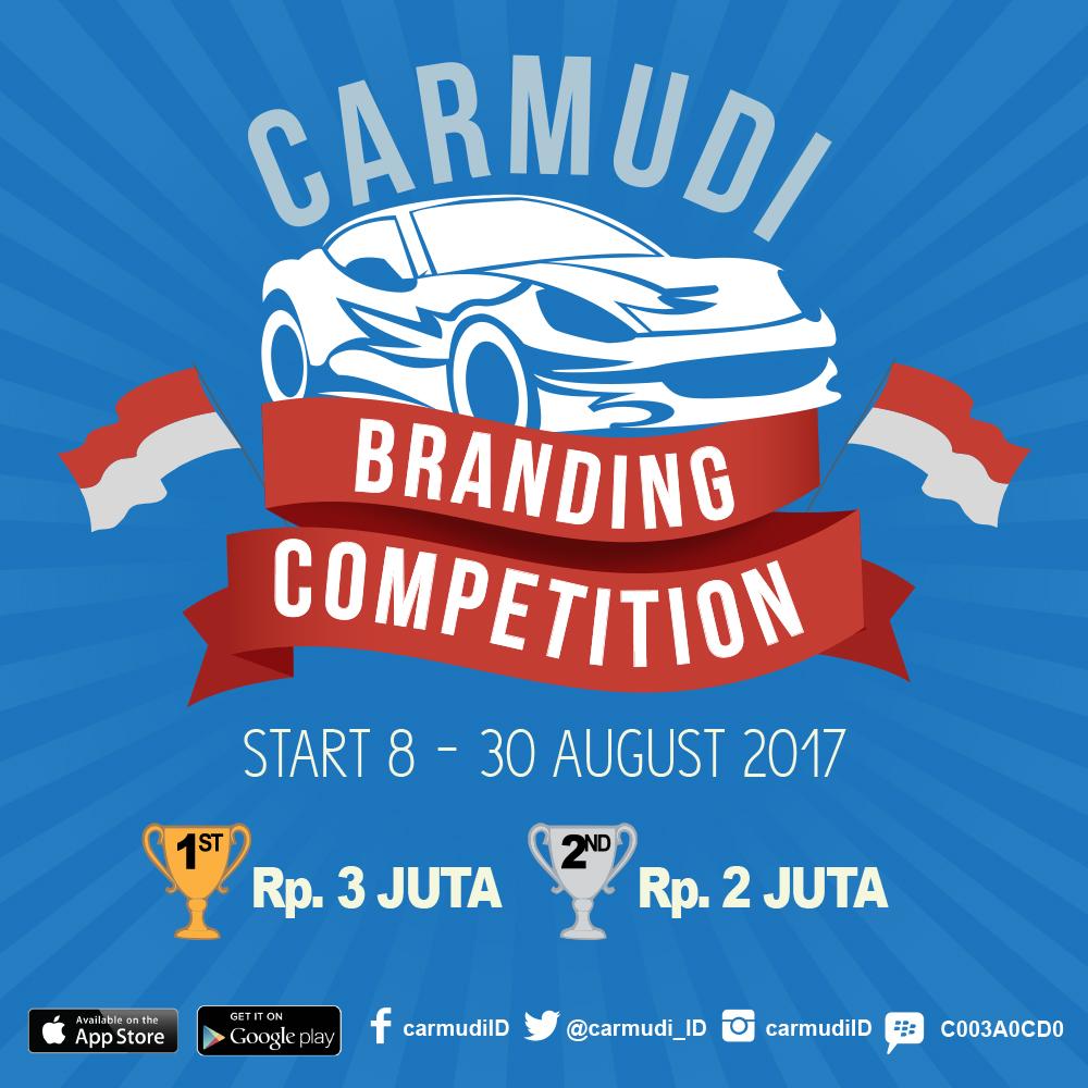 Carmudi Branding Competition