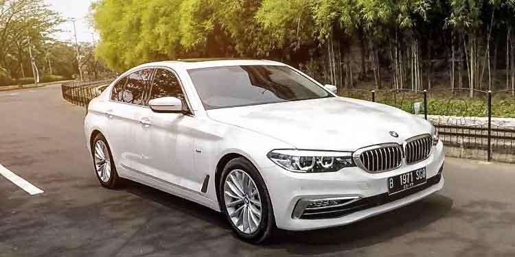 BMW Seri 5 530i Luxury Line G30,