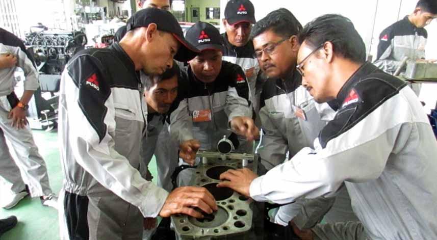 Pelatihan Mekanik
