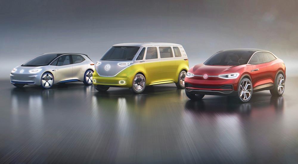 Mobil Konsep VW