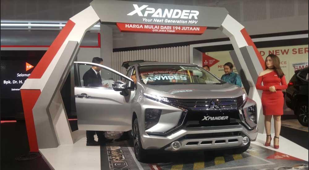Harga Xpander Di Surabaya Lebih Mahal Rp10 Juta