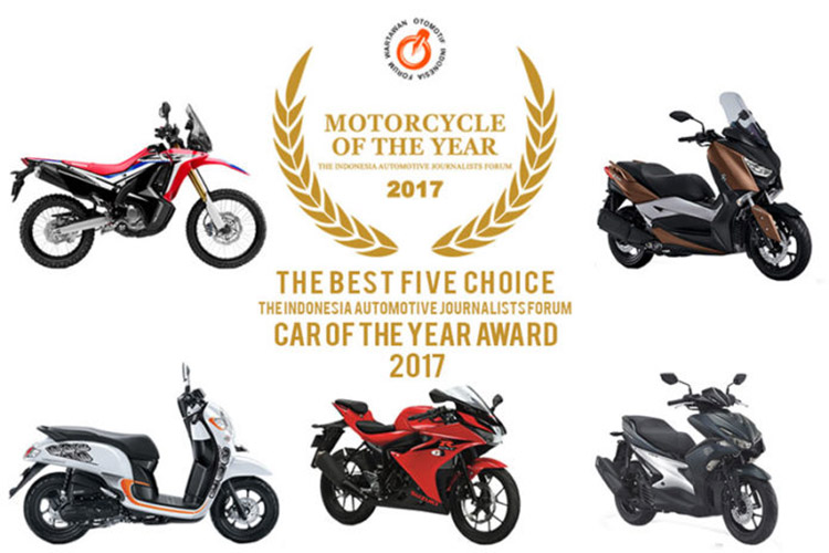Motorcycle of the Year 2017