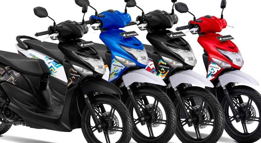 Harga Kredit Motor Honda BeAT Pop ESP CBS Mei 2018 Brosur Tabel Simulasi Dp Cicilan Bulanan Terbaru Cash Second Review Spesifikasi Kelebihan