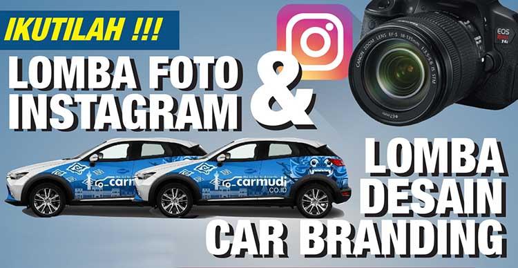 """Lomba Foto Instagram   Lomba Desain Car Branding """"Bangga Indonesia"""" cebcc4ed86"""