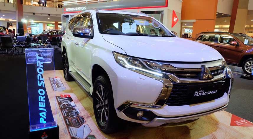 Mobil bekas Mitsubishi