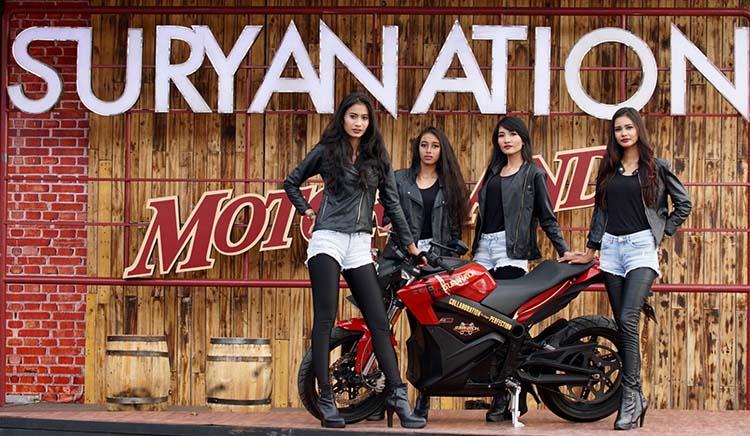 Suryanation Motorland Denpasar