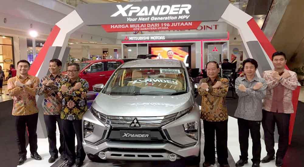 Mitsubishi Xpander