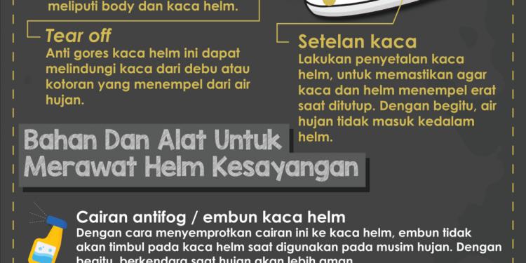 infografis helm Carmudi