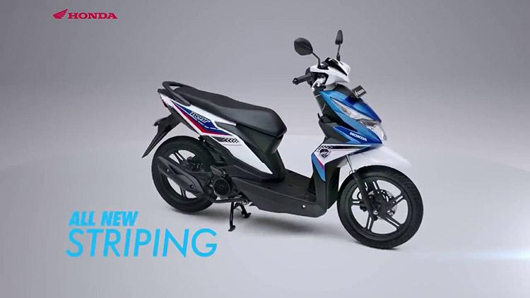 Ekspor Sepeda Motor