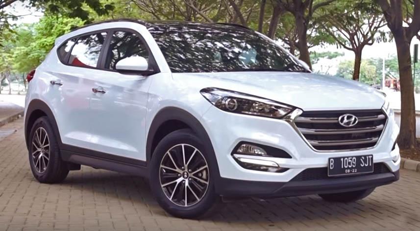 Penyegaran Hyundai Tucson Makin Menggiurkan Konsumen