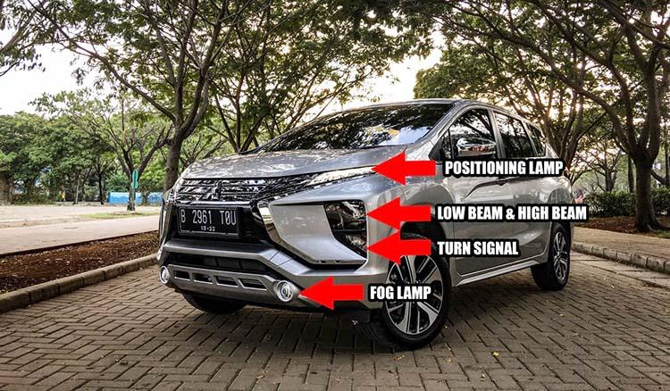 Bingung Lihat Lampu Mitsubishi Xpander? Nih Urutannya - Carmudi Indonesia