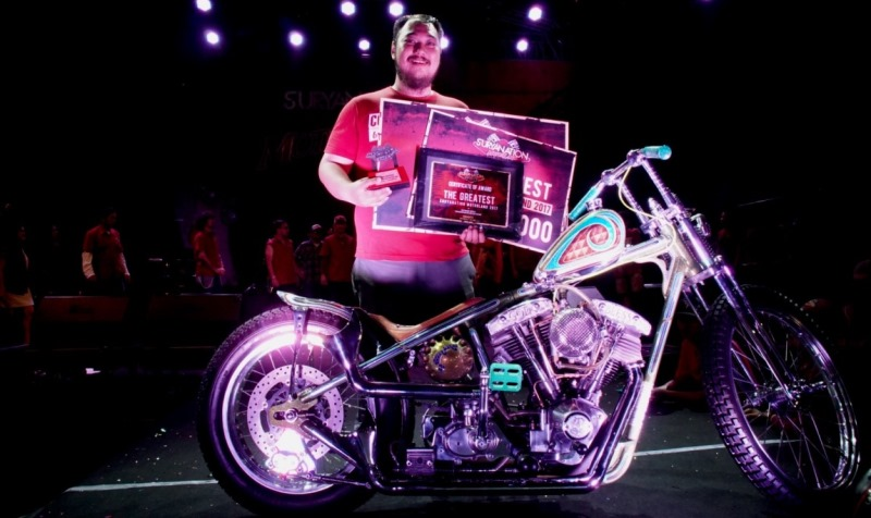 The Greatest Bike Suryanation Motorland 2017