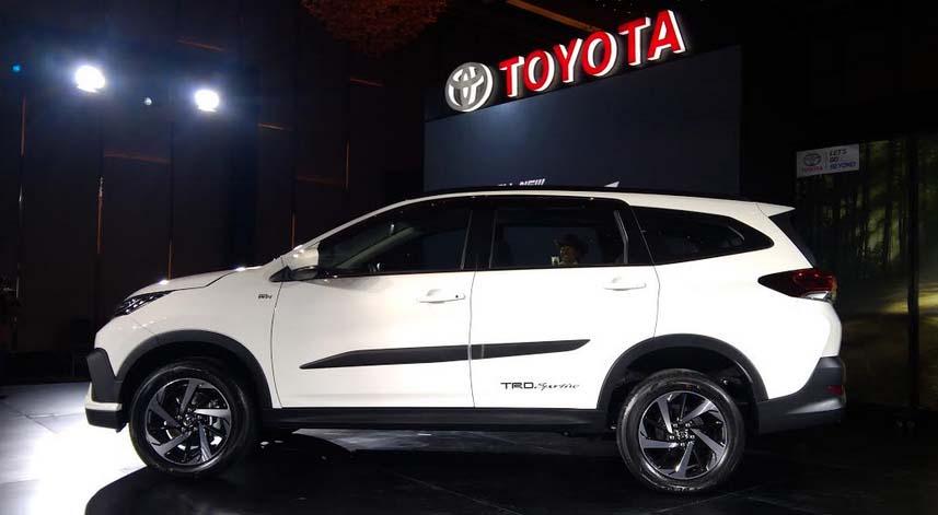 Ada Rush Baru Toyota Tinggalkan Avanza Begitu Saja