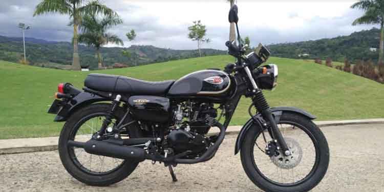 Kawasaki W175 3