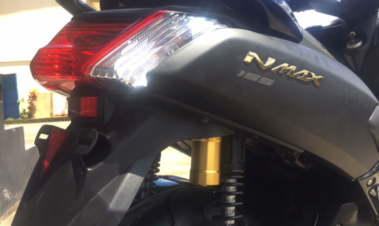 Yamaha Nmax 155 2018 Resmi Meluncur