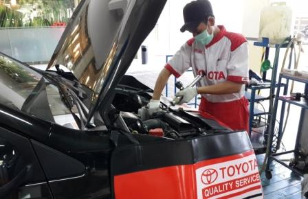 Program Aftersales Toyota