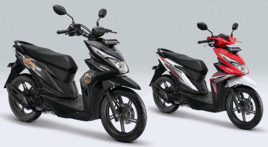 Awal 2018 Honda Tancap Gas Luncurkan Beat Dengan Grafis Baru