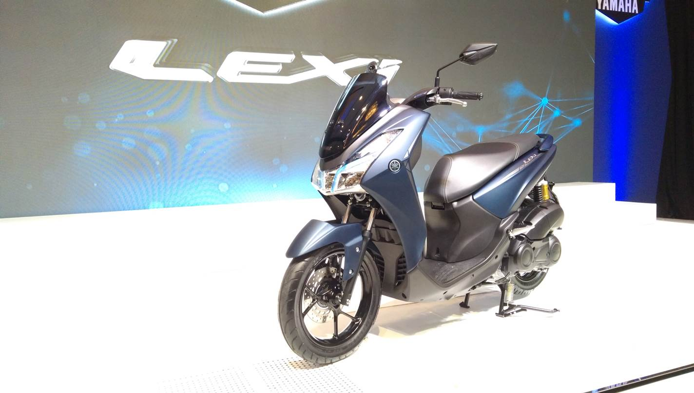 Spesifikasi Dan Skema Kredit Yamaha Lexi 2020 Cicilan Mulai Rp1 Jutaan